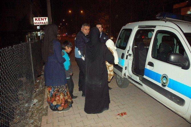 Polis Ve Zabıta Ekipleri Dilencilere Göz Açtırmıyor