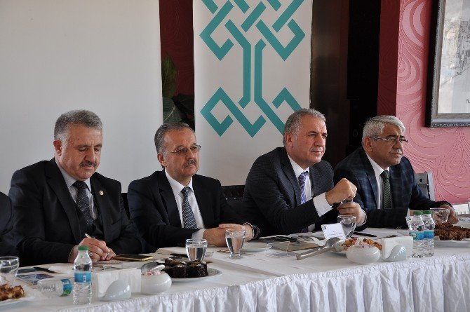 Kars'ta Kültür, Turizm Ve Tanıtım Konseyi'nin İlk Toplantısı Yapıldı