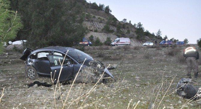 Antalya'da Trafik Kazası: 2 Ölü, 2 Yaralı