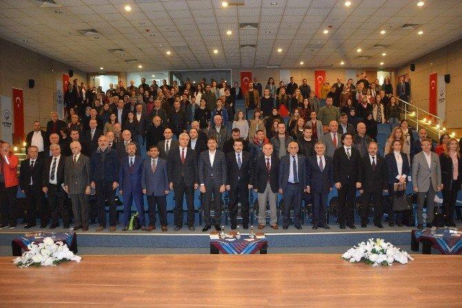 """""""Doğu Karadeniz'de Rus İşgali Ve Muhacirlik"""" Konferansı"""