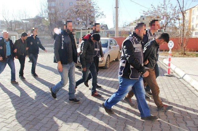 Iğdır'da Motosiklet Hırsızlığı: 3 Gözaltı