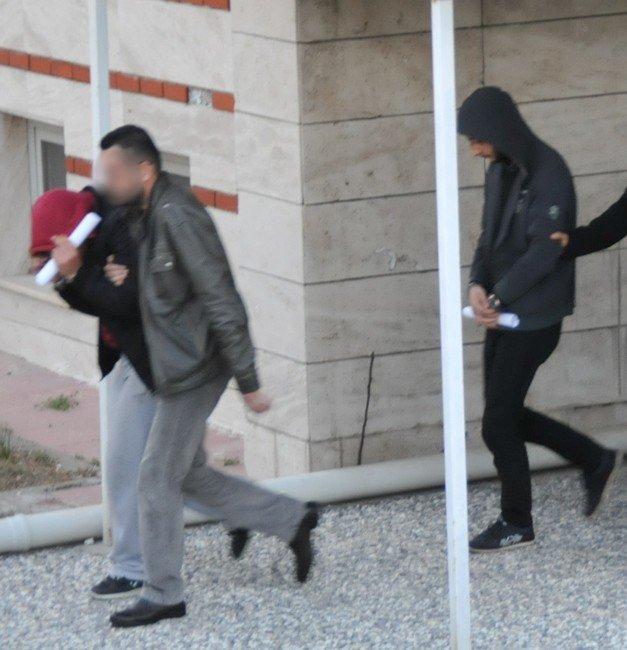 Muğla'da 13,5 Kilo Patlayıcıyla Yakalanan 3 Kişi Tutuklandı