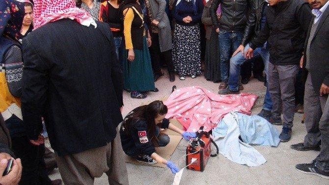 Nusaybin'de Başına Kurşun İsabet Eden Kadın Hayatını Kaybetti