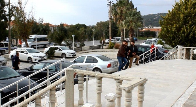 Ege Denizi'nde Sığınmacı Alarmı