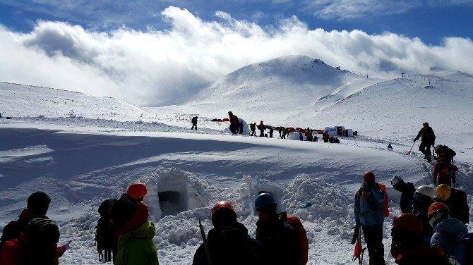 Ordulu Dağcılar Kaçkarlar'a Buz Tırmanışı Yapacak