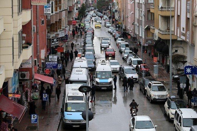 Şal Sokak'ta Yenileme Çalışmaları Başlıyor