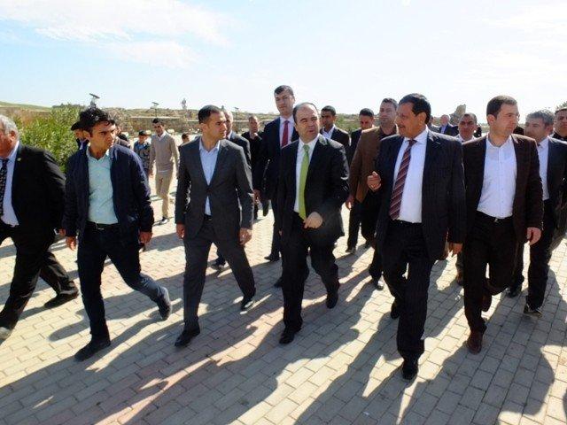 Harran'da Ağaç Dikim Töreni Düzenlendi