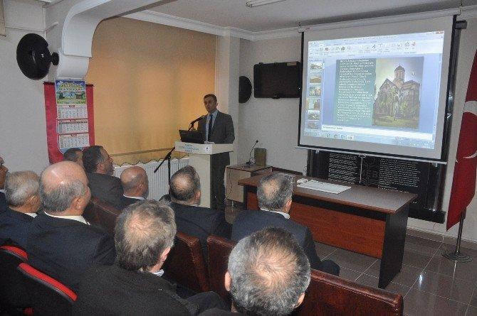 Trabzon Düşman İşgalinden Kurtuluşunun 98.yıl Dönümü İle İlgili Panel Düzenlendi