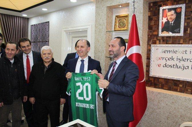 """Usta: """"Trabzonspor'u Eski Günlerine Döndürmek İçin Çalışıyoruz"""""""