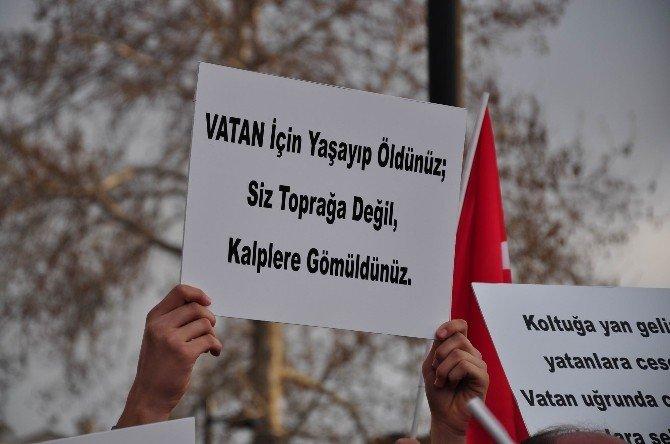 Türk Eğitim-sen'den Teröre Tepki