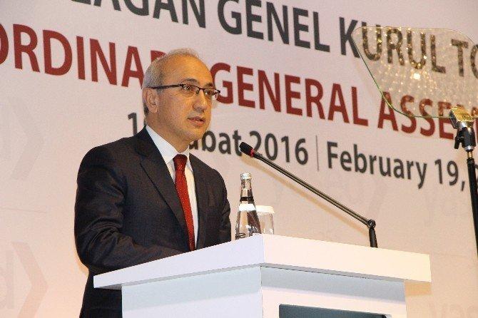 """Başbakan Yardımcısı Lütfi Elvan: """"Terör Örgütlerinin Hiçbirine Fırsat Vermeyeceğiz"""""""
