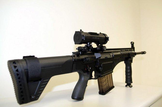 Milli piyade tüfeği dürbünleri Sivas'ta üretilecek