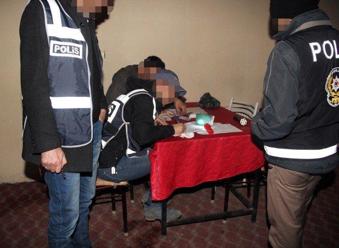 Iğdır'da Polisten Huzur-76 Uygulaması