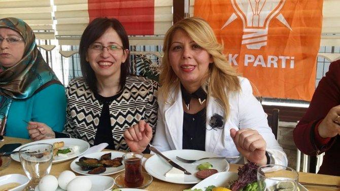 Aydın AK Parti'de kadın başkanlar görevden alındı