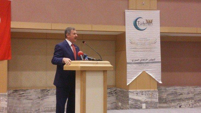 """AK Parti Genel Başkan Yardımcısı Özdağ: """"Suriye'de Yenilmeyeceğiz"""""""