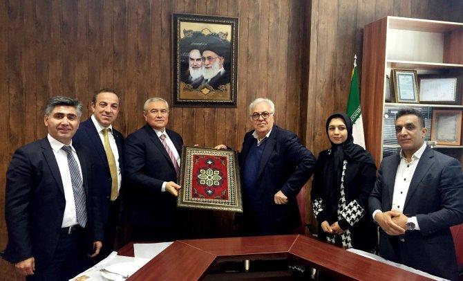 Antalya Ticaret ve Sanayi Odası İran'da işbirliği protokolü imazaldı
