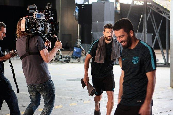 Arda, Neymar ve Suarez aynı reklam filminde
