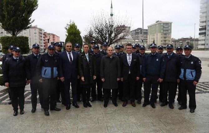 Bakan Kılıç'tan Atakum Belediyesi'ne Ziyaret