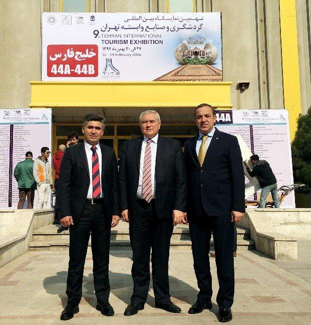 ATSO İran Pazarı'na Girdi