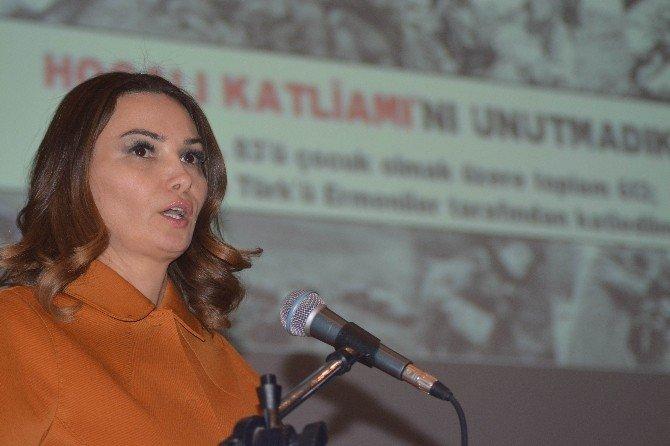 """Azeri Milletvekili Paşayeva: Ermenistan PKK'ya Destek Veriyor"""""""