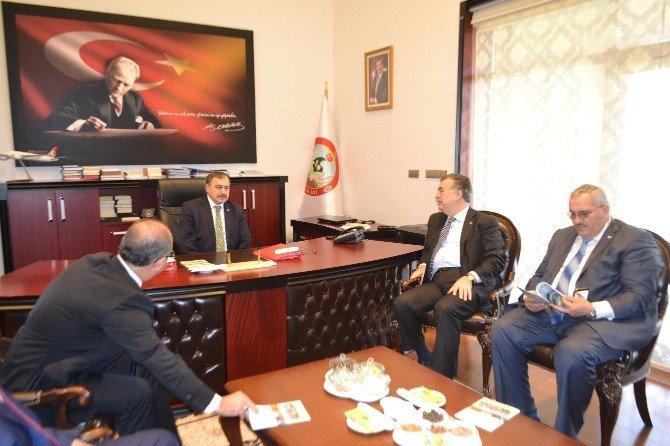 Orman Ve Su İşleri Bakanı Veysel Eroğlu'ndan Osmaniye'ye Yatırım Müjdesi