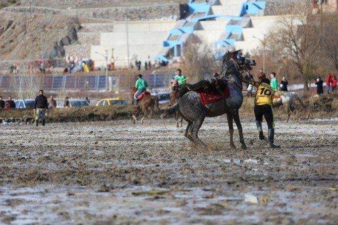 Atların Çamurla İmtihanı