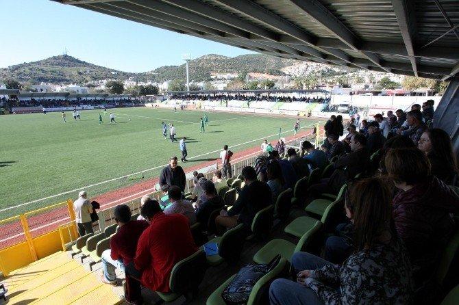 Sultanbeyli Belediyespor, Bodrumspor'un Hatasını Affetmedi