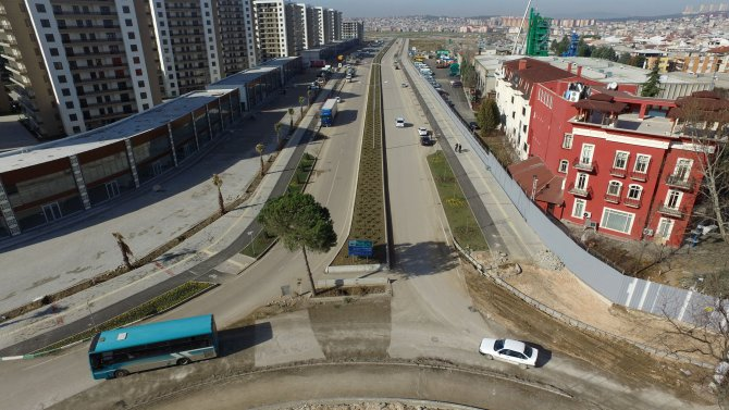 Osmangazi'ye trafiği rahatlatacak kavşak