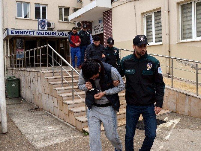 Narkotik Polisinden Metamfetamin Üretim Tesisine Baskın