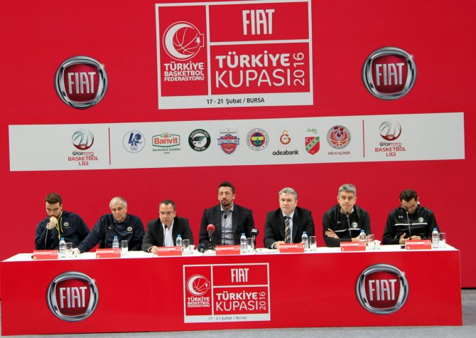 FIAT Türkiye Kupası'nda final heyecanı yarın