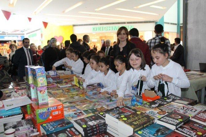 Çanakkale 4. Kitap Fuarı Açıldı