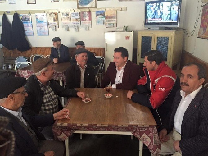 Başkan Bakıcı Fabrika Çalışanlarıyla Bir Araya Geldi