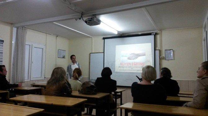Didim'de Hijyen Eğitimleri Yeniden Başladı