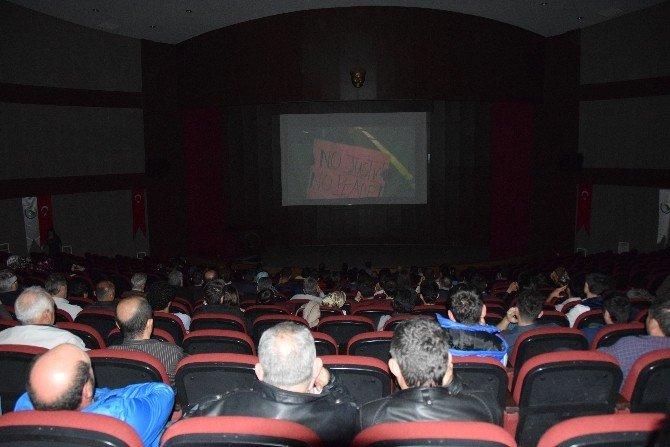 Denetimli Serbestlik Yükümlülerine Film Gösterimi