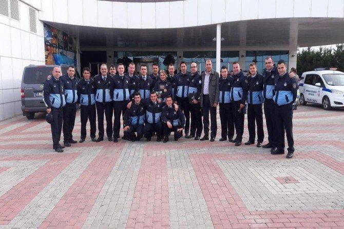 Süleymanpaşa Belediyesi Zabıta Ekiplerine Eğitimi