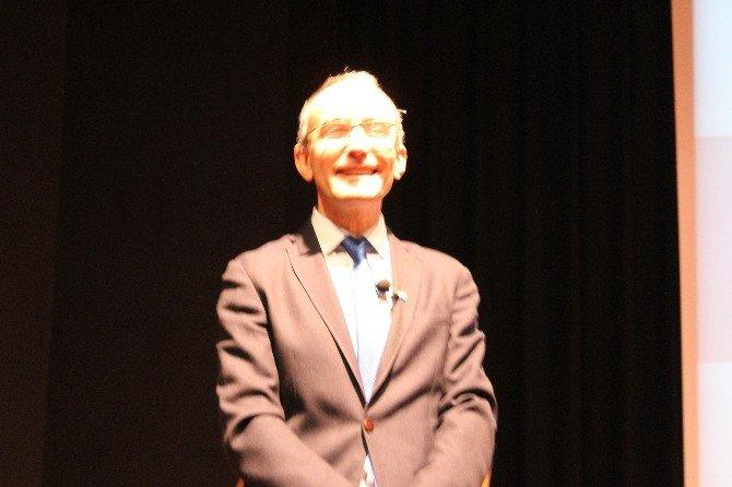 Prof. Dr. Erdal İnönü İKÜ'de Anıldı