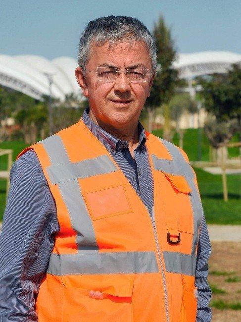 EXPO Alanının Zemini 1,5 Milyon Çiçekle Örtülecek