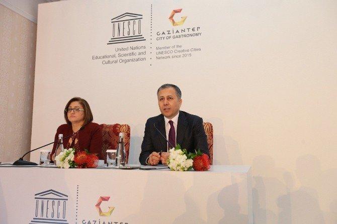 Gaziantep'in Başarı Öyküsü Basınla Paylaşıldı
