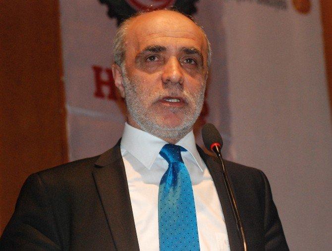 TBMM İçişleri Komisyon Başkanı Ve AK Parti Kahramanmaraş Milletvekili Celalettin Güvenç: