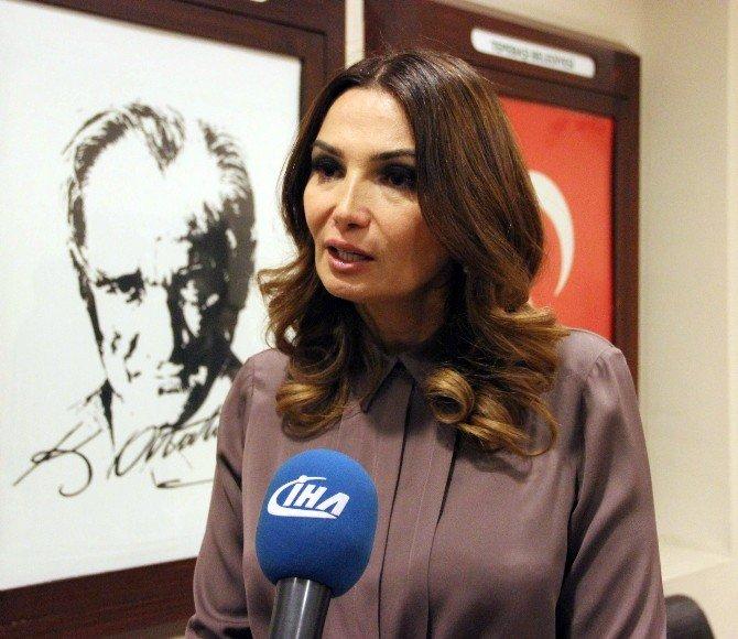 Azerbaycan Milletvekili Paşayeva Eskişehir'de Programlara Katıldı