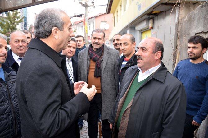 Mehdi Eker: PKK'nın yaptığı olumlu hiç bir şey yok