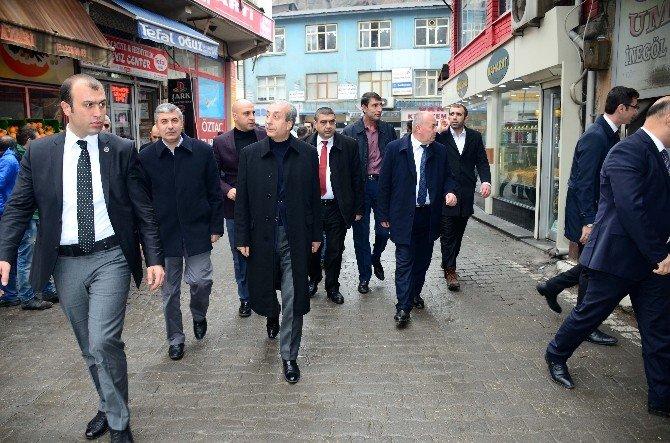 AK Parti Genel Başkan Yardımcısı Eker, Bitlis'te