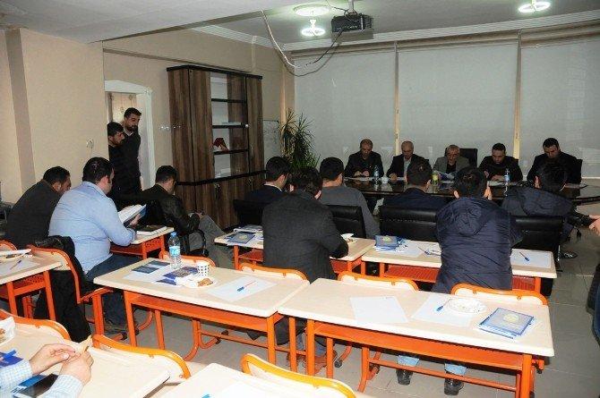 İMO Van Şube Başkanlığı 13. Genel Kurulu Yapıldı