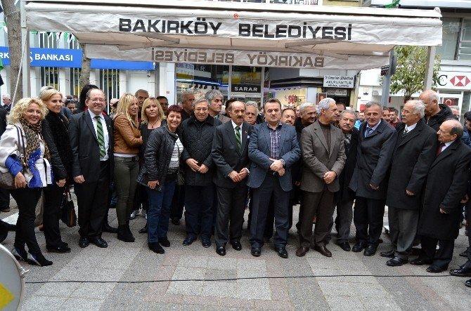 Bakırköylüler Derneği, Yeni Hizmet Binasının Açılışını Yaptı