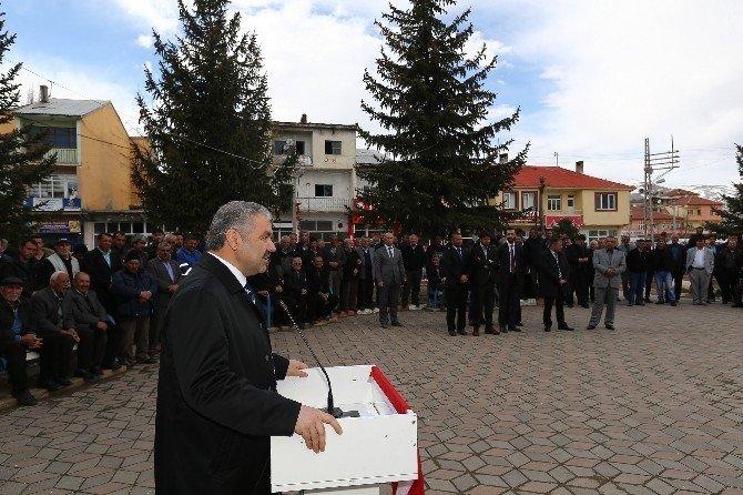 Başkan Çelik, Sarız Meydanının Düzenlenmesi Sözünü Verdi