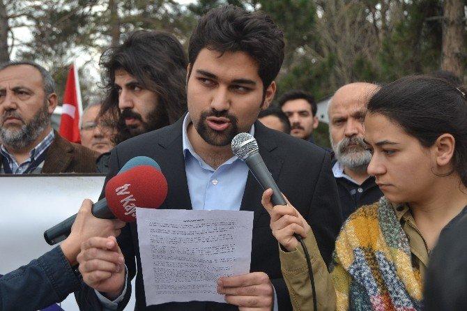 Turan Kültür Derneği Genel Başkan Yardımcısı Yusuf Buğra Arslantaş:
