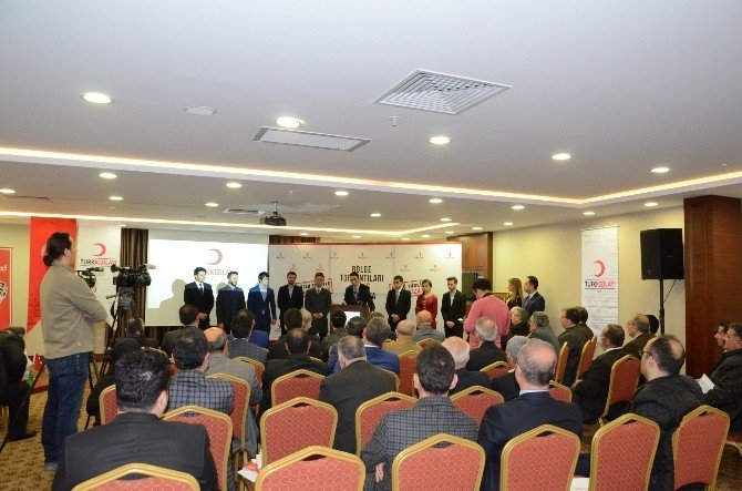 Kızılay Bölge Toplantısı Malatya'da Yapıldı