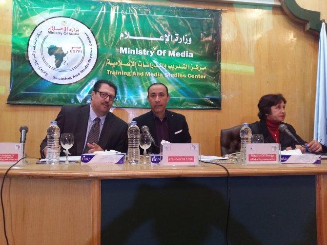 Mısır'dan Afrikalı gazetecilere meslek eğitimi