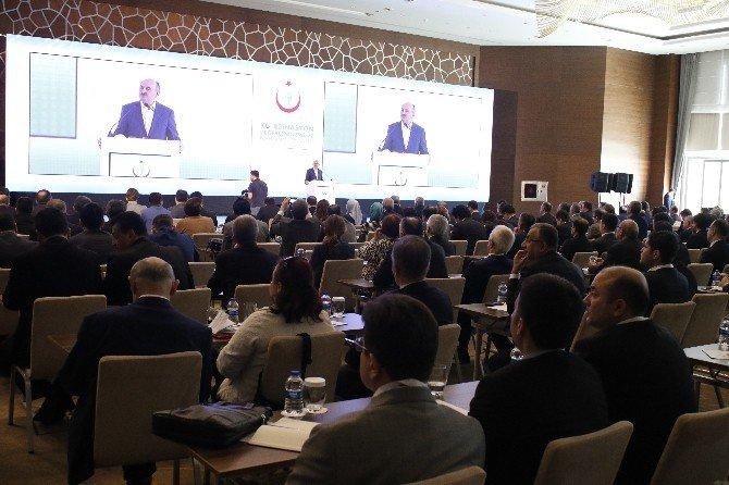 Sağlık Bakanı Mehmet Müezzinoğlu :