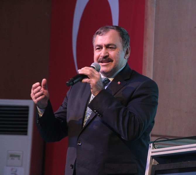 Orman Ve Su İşleri Bakanı Eroğlu Hatay'da
